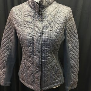 Merona Quilted Jacket GUC